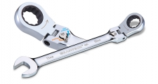 LOCKING FLEX HEAD GEARTECH® COMBINATION WRENCHES